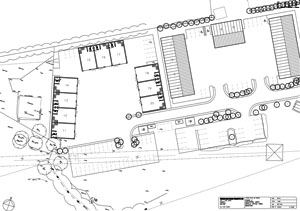 Phase 3 Site Plan