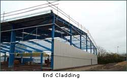 End Cladding